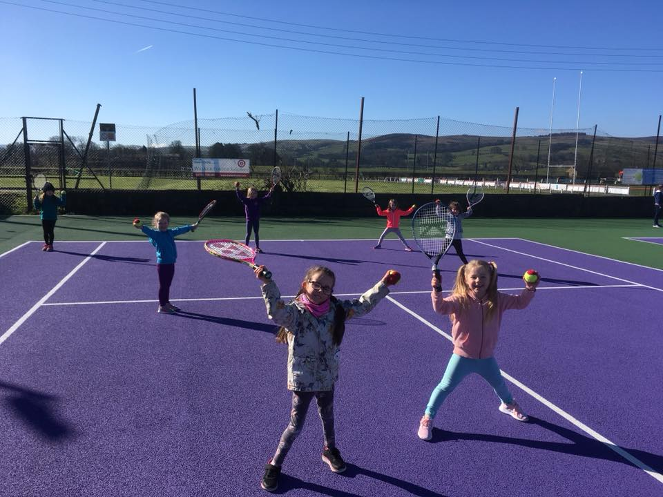 Skipton Tennis Centre Child Coaching