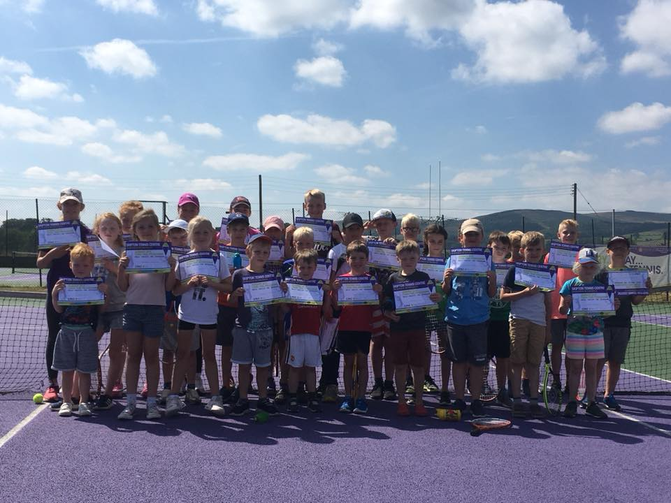 skipton tennis centre camps