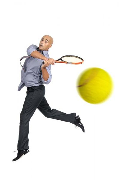 skipton tennis centre team building events