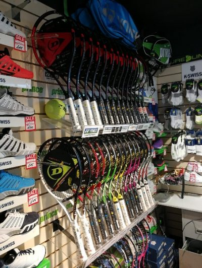 skipton tennis centre pro shop